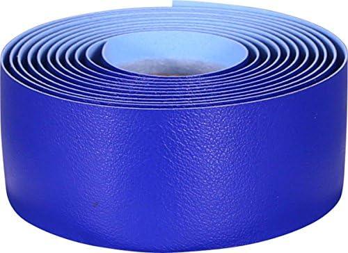 VELOX(ヴェロックス) CLASSIC GRIP レザー調 バーテープ ブルー G303K03