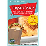 Toastee Bags: Non-Stick Reusable Toaster Bags (8)