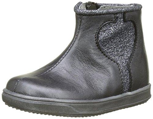 Fille Mary Volga Charlotte Poivre Desert Boots Gris Little YIdx7fI