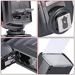 Neewer Tt560 Flash Speedlite For Canon Nikon Panasonic Olympus Pentax & Other Dslr Cameras,digital Cameras With Standard Hot Shoe 5