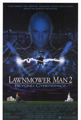 Para cortacésped Man 2: de más de ciberespacio Póster de película ...
