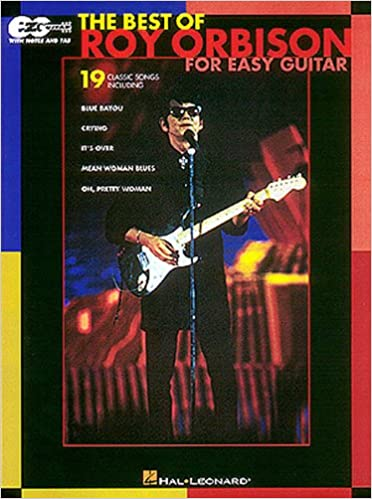 Amazon.com: ORBISON ROY BEST OF FOR EASY GUITAR (0073999121414): Roy ...