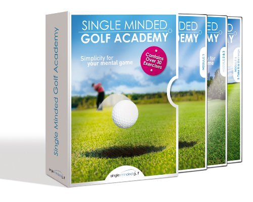 Single Minded Golf Academy by AJA Sports Performance Ltd