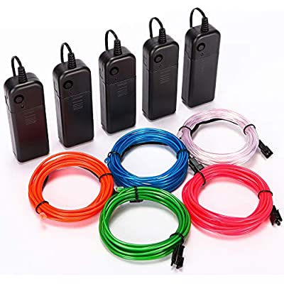 wapike-el-wire-kit-10ft-portable