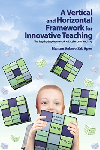 - A Vertical and Horizontal Framework for Innovative Teaching: The Step-by-Step Framework to Excellence in Teaching