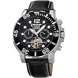 Perigaum Automatic Men's Watch P-1104-S-Le