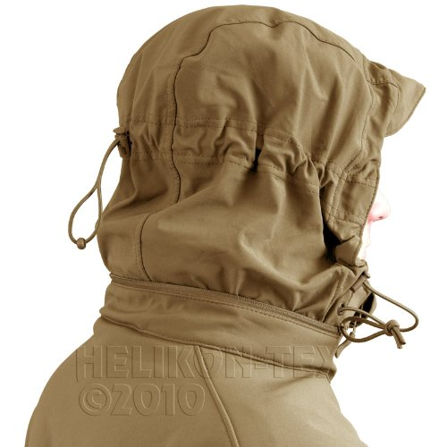 Helikon Gunfighter Soft Shell Chaqueta Coyote