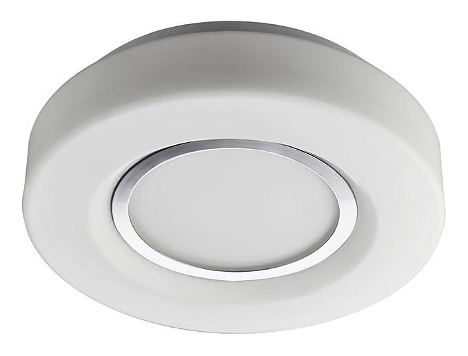 Opal bagno cm in vetro lampadario da soffitto in metallo