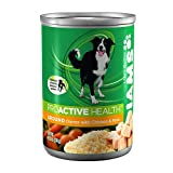 Iams Ground Dinner Canned Dog Food Case Chicken