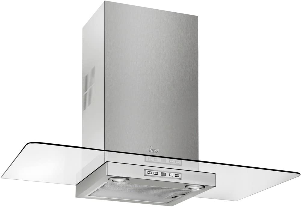 Teka DG 985 De pared Acero inoxidable 807m³h A - Campana (807 m³h, Canalizado, A, A, C, 68 dB): 197.34: Amazon.es: Grandes electrodomésticos