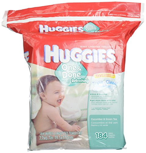 huggies-one-done-refreshing-baby-wipes-refill-184-ct
