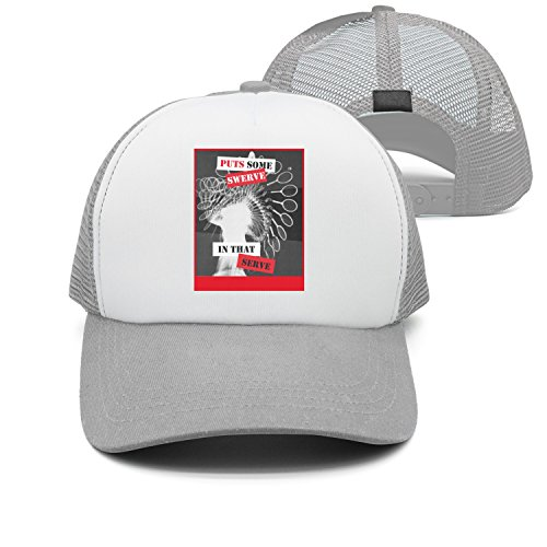 Price comparison product image Hoganjk Uncle Mesh Cap Puts Some Swerve In That Serve Tennis Lightweight Unisex Hat