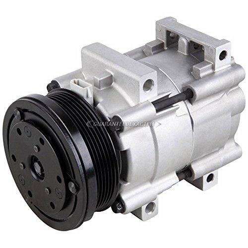 AC Compressor & A/C Clutch For Ford Windstar Freestar & Mercury Monterey - BuyAutoParts 60-01467NA NEW ()