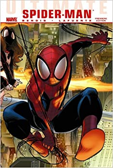 Book Ultimate Comics Spider-Man, Vol. 1: The World According to Peter Parker