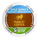 coffee bean grinder keurig - Marley Coffee Smile Jamaica, Medium Roast, Single Serve, 24 Count