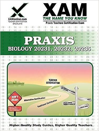 Ebook gratuit télécharger le format pdfPraxis Biology 20231, 20232, 20235 PDF DJVU FB2