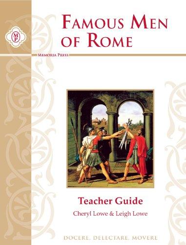Famous Men of Rome, Teacher Guide