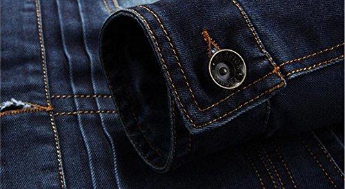 para Hombre blue JJZXX Uk8533 Chaqueta Chaqueta 7CvxPq6