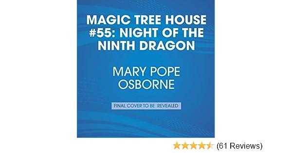 Magical Agust Night Under Giant Oak >> Amazon Com Night Of The Ninth Dragon Magic Tree House R Merlin