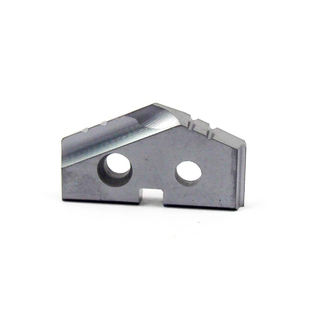METCUT 7F1-0953N   61/64'' Spade Blade Insert   1 Series TiCN