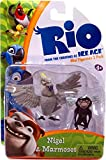 Rio Movie Mini Figures 2Pack Nigel Marmos