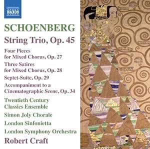 String Trio Four Pieces for M