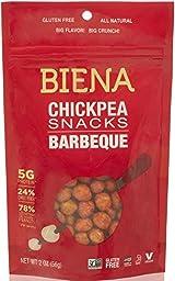 Biena Chickpea Snk Bbq