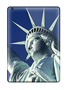 For FmgvPux9287LYyPv Statue Of Liberty New York City Protective Case Cover Skin/ipad Air Case Cover