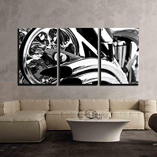 Motorcycle Wall - 1