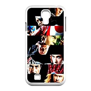 The Avengers FG0070446 Phone Back Case Customized Art Print Design Hard Shell Protection SamSung Galaxy S4 I9500 Kimberly Kurzendoerfer