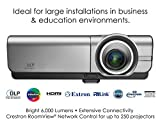 Optoma X600 XGA Projector for Business with High