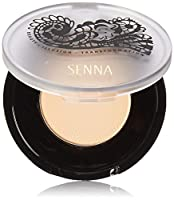 Senna Cosmetics Eye Color Matte, Moonlight, 0.07 Ounce