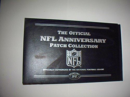 Willabee Ward NFL Anniversary Patch Collection Binder ()