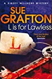 L is for Lawless by Sue Grafton front cover