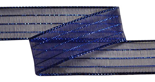 (Ribbon Bazaar Corsage 5/8 inch Royal Blue 50 Yards Ribbon)