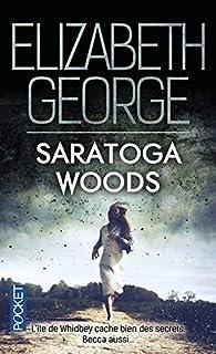 The edge of nowhere 01 : Saratoga Woods, George, Elizabeth