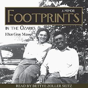 Footprints in the Ozarks Audiobook