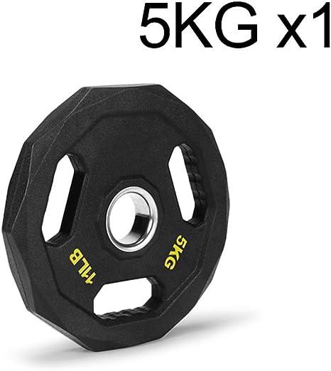 Las placas de acero con barra individual 2,5 kg / 5 kg / 10 kg / 15 kg /