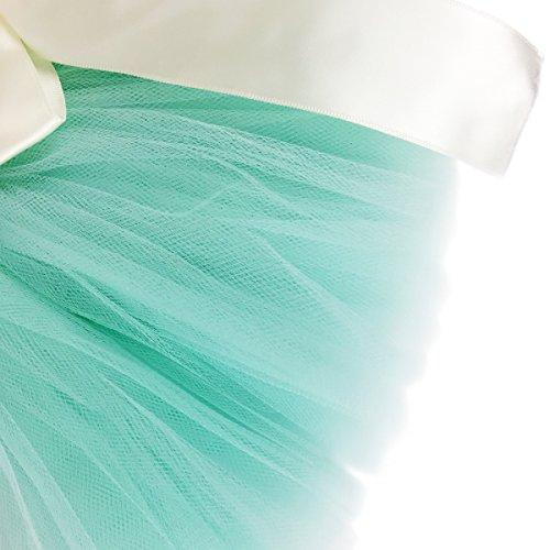 Jastore Newborn Girls Photo Photography Prop Tutu Skirt Headband Outfits (Style 30)