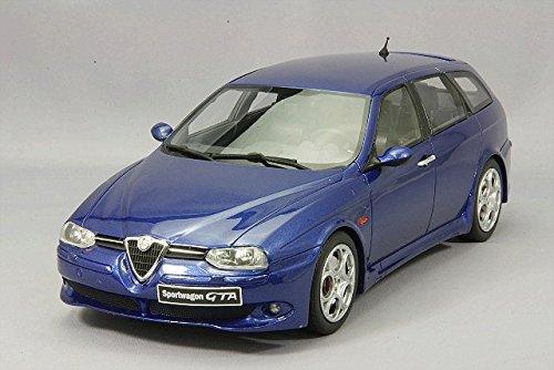 1/18 アルファロメオ 156 GTA(ブルー) OTM156