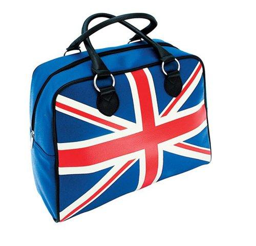 Londres, Borsa a mano donna Bleu, blanc, rouge