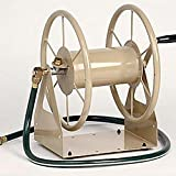 Hose Reel Wall Mount Commercial Grade 200ft Capacity