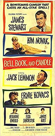 Bell book and candle amazon