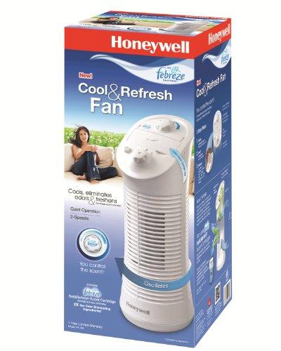 Honeywell w/ Febreze Mini Tower Fan