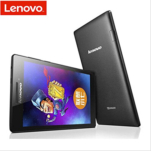 Lenovo TAB 2 / A7-10 / 7-inch tablet / quad / 1G memory / 8G storage / Bluetooth / GPS / WIFI Edition / Android 4.4 / Black