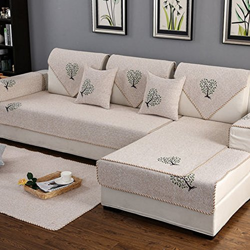 Sofa Abdeckungen L Form Couchbezug Rutschfeste Couchbezugmaschine