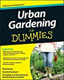 img - for Urban Gardening For Dummies book / textbook / text book