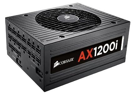 24013ef9514 Amazon.in: Buy Corsair CP-9020008-NA AX1200i Digital ATX 1200 Watt ...