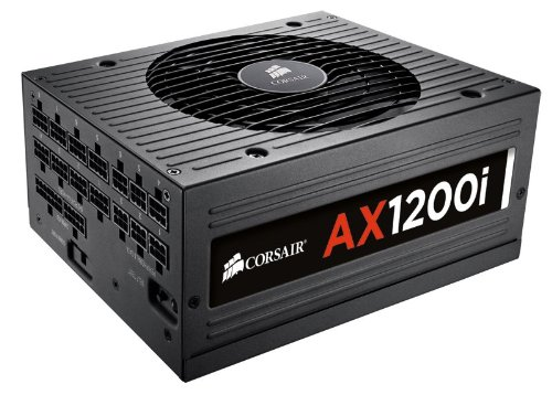 Corsair AX1200i Digital ATX Power Supply Black CP-9020008-NA