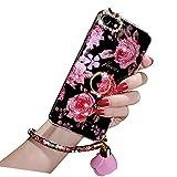 Diamond-iPhone-6S-Plus-Case-iPhone-6-Plus-Cover-Bonice-Bling-Glitter-Luxury-Crystal-Rhinestone-Soft-Rubber-Bum